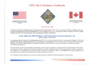 Getting a FIPS 140 Cert can be challenging